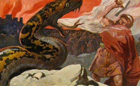 10 Badass Norse Gods And Goddesses - Eskify