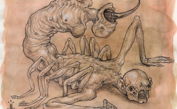 10 Mythical Monsters You May Not Have Known About