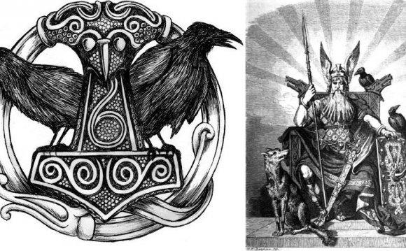 10 Viking And Norse Symbols | MessageToEagle.com