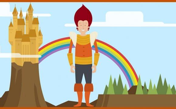 BBC - School Radio - Loki - Viking god of fire - Viking Sagas