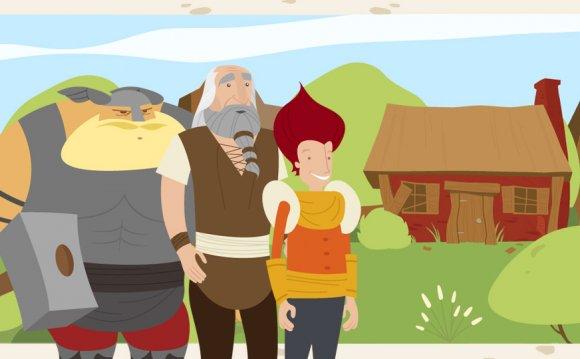 BBC - School Radio - Viking Sagas - Viking Sagas. 1: Odin creates