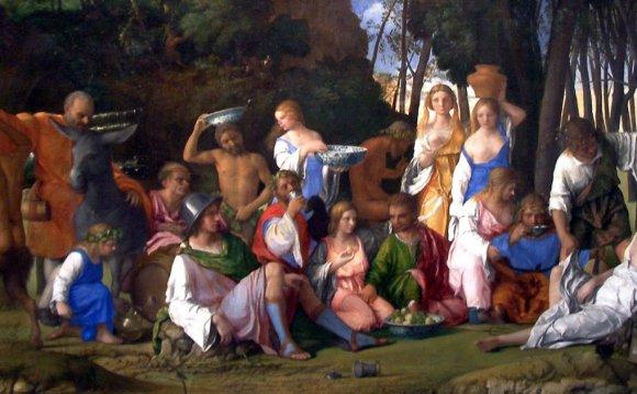 Italian Gods And Goddesses - Goddesses and Gods