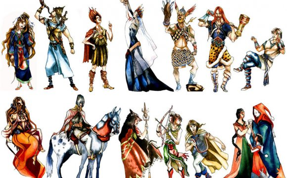 Norse Gods Picture, Norse Gods Image