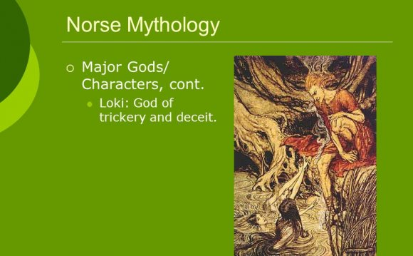 Norse Mythology Exploring the basics…. - ppt download
