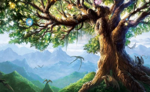 The Norse Legend of the World Tree - Yggdrasil | Ancient Origins