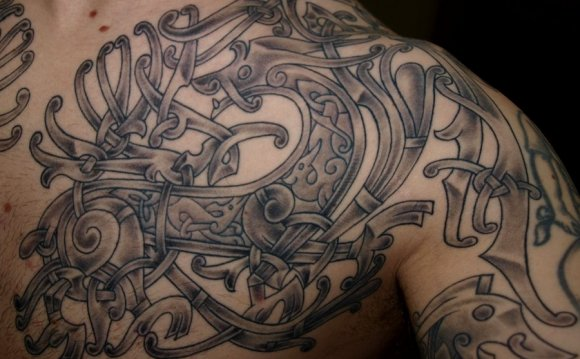 Norse gods tattoos