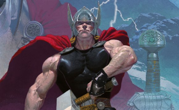 thor the norse god