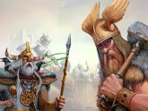 odin and Thor viking gods